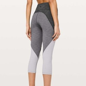Lululemon Early Extension High-Rise Crop *21""